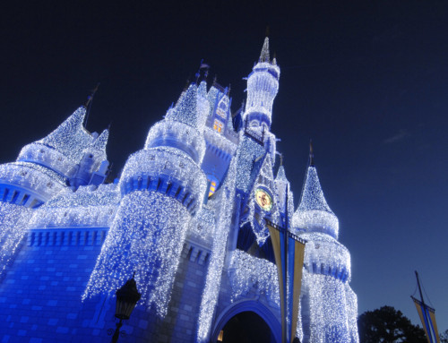 Put the Happy in Your Holidays (with Disney Destinations!)