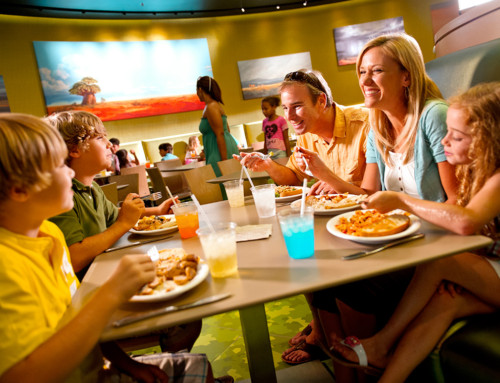 Kids Free Dining Now Available!