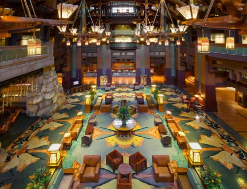 Disney® Visa® Cardmembers: 'Tis the Season to Save Up to 30% Off Select Stays at a Disneyland Resort Hotel