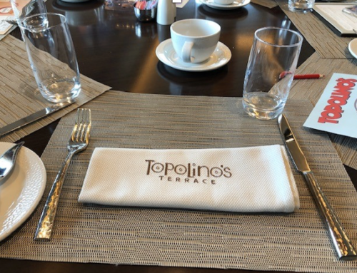 Topolino's Terrace-Flavors of the Riviera Character Breakfast Allergy Review