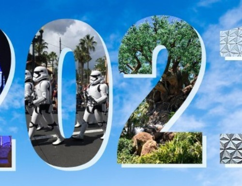 2021 Walt Disney World Reservations Open This Week!