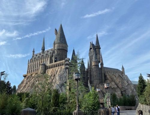 What Happens When a Disney Fan Goes to Universal?