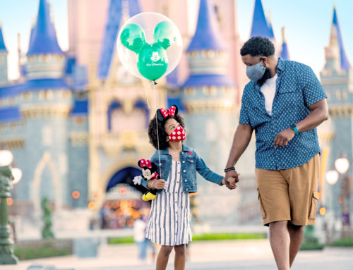 Kick Off 2021 with Extra Days in the Disney Theme Parks: NEW OFFER!
