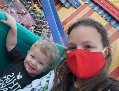 Tackling Walt Disney World with a Toddler